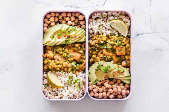 Image of Vegan Food